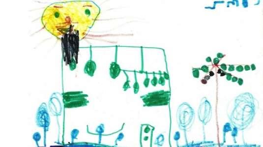 Τα παιδιά των δημοσίων σχολείων ζωγράφισαν αυτά που τους στερεί η κρίση