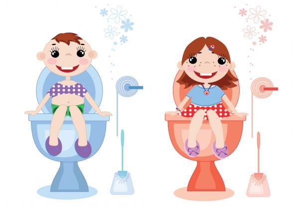 Δημόσιες τουαλέτες!Βοηθήστε το με μερικά έξυπνα tips