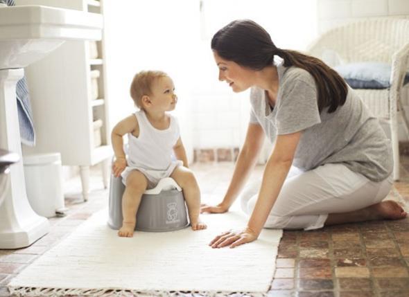 Πως θα εκπαιδεύσετε το παιδί να κάτσει στο γιογιο
