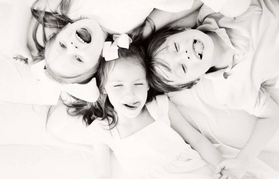 Μεγαλώνοντας ευτυχισμένα παιδιά