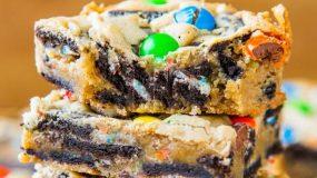 Συνταγή για παιδικό πάρτυ:Brownies με καραμελάκια