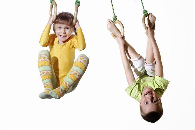 Πώς θα αγαπήσει το παιδί σας την άσκηση