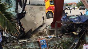 Τραγωδία στην άσφαλτο: Ένα νεκρός Τούρκος και δυο Έλληνες αθλητές  δίνουν μάχη για τη ζωή τους
