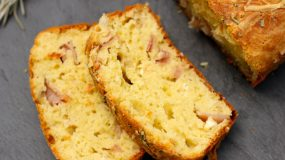 Ζαμπονοκασεροπιτα σε κέικ,χωρίς μίξερ!