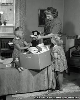 Ξέρετε την ιστορία που έχει το πακέτο μητρότητας;