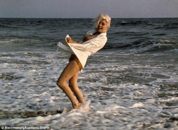 Αυτή είναι η τελευταία φωτογράφηση της Marilyn Monroe, που μέχρι πρόσφατα κανείς δεν είχε δει