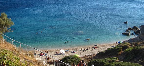 Οι καλύτερες παραλίες της Αττικής για παιδιά!