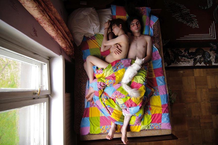 Πως κοιμούνται τα ζευγάρια στην εγκυμοσύνη?