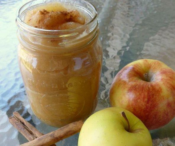 Σως μήλου,για άλειμμα,γέμισμα και να τη φάτε με το κουτάλι!