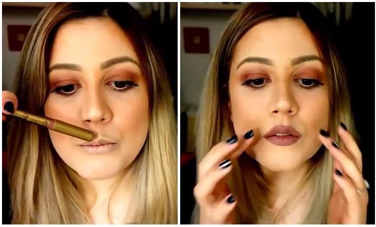 Δείτε στο video πως θα κάνετε τα χείλια σας να δείχνουν μεγαλύτερα μέσα σε πέντε λεπτά!
