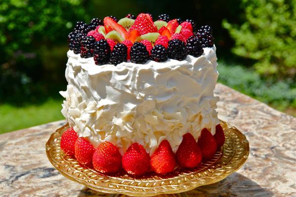 Δειτε απο τι ειναι φτιαγμενη αυτη η τούρτα!Θα παθετε πλάκια