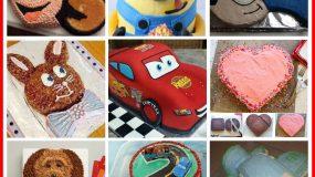 Δείτε βήμα-βήμα πως θα φτιαξετε υπεροχες  τουρτες για παιδικά γενέθλια !