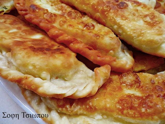 Ποντιακά πιτάκια απο τη  Σόφη  Τσιώπου