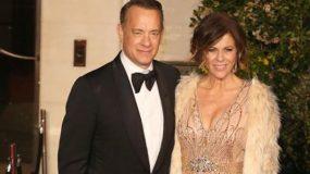 Η σύζυγος του Tom Hanks μιλάει για τον καρκίνο  και τη στάση του συζύγου της