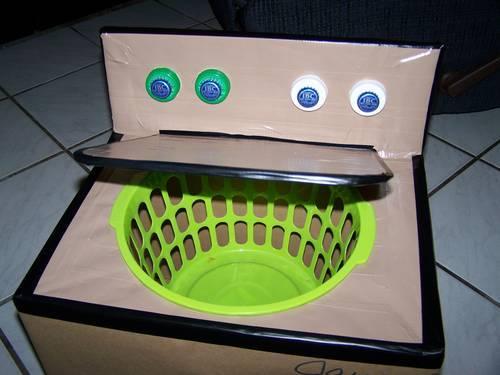 Ιδέες για να φτιάξετε παιχνίδια από κούτες