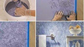 wall art:Δειτε πως θα κανετε υπεροχες τεχνοτροπιες στους τοιχους σας