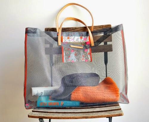 Φτιάξε τη δική σου καλοκαιρινή τσάντα χωρίς ράψιμο!