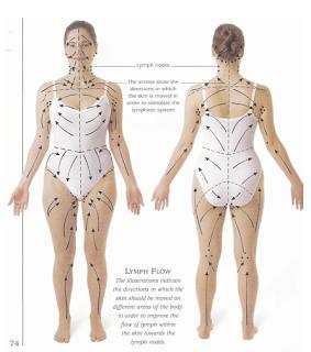 Εσείς ξέρετε τι είναι το body brushing;Η πιο οικονομική λύση για τη κυτταρίτιδα.Από τη beauty blogger  Ολυμπία