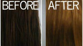 Θες να ανοίξεις τα μαλλιά σου φυσικά χωρίς βαφή; Υπάρχει τρόπος (video)