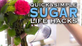 Δείτε στο video χρήσεις της ζάχαρης που θα σας πάρουν τα μυαλά!