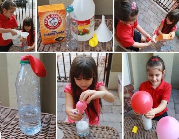 Φτιάξε μπαλόνια που πετάνε χωρίς ήλιο!