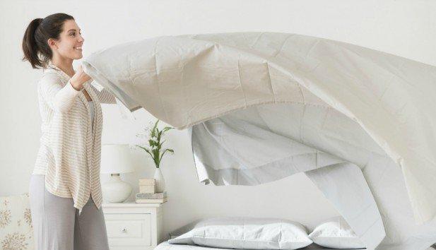 Τα Μυστικά της Τεμπέλας: Στρώστε το Κρεβάτι χωρίς καν να Σηκωθείτε
