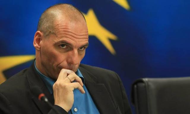 Παραιτήθηκε ο Γιάνης Bαρουφάκης από υπουργός Οικονομικών