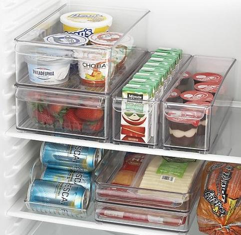 Δεν θα πιστεύεις πως μπορείς  να έχεις καθαρά τα ράφια του  ψυγείου!