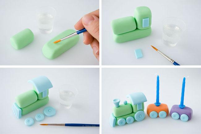 Δειτε πως να κανετε φανταστικα σχεδια με ζαχαροπαστα!