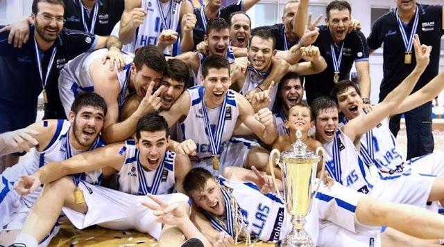 Πρωταθλήτρια Ευρώπης με νίκη θρίλερ η Εθνική Εφήβων