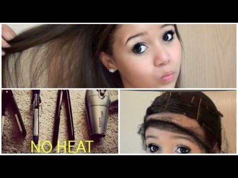 Πως να ισιώσετε τα μαλλιά σας χωρίς πιστολάκι και χωρίς σίδερο μαλλιών