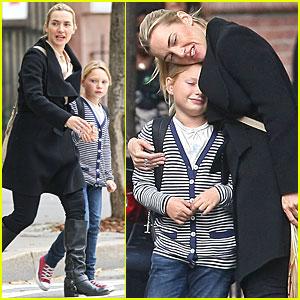 Kate Winslet: τα αρνητικά σχόλια που έχει ακούσει για το σώμα της και η προσπάθεια να προφυλάξει την κόρη της