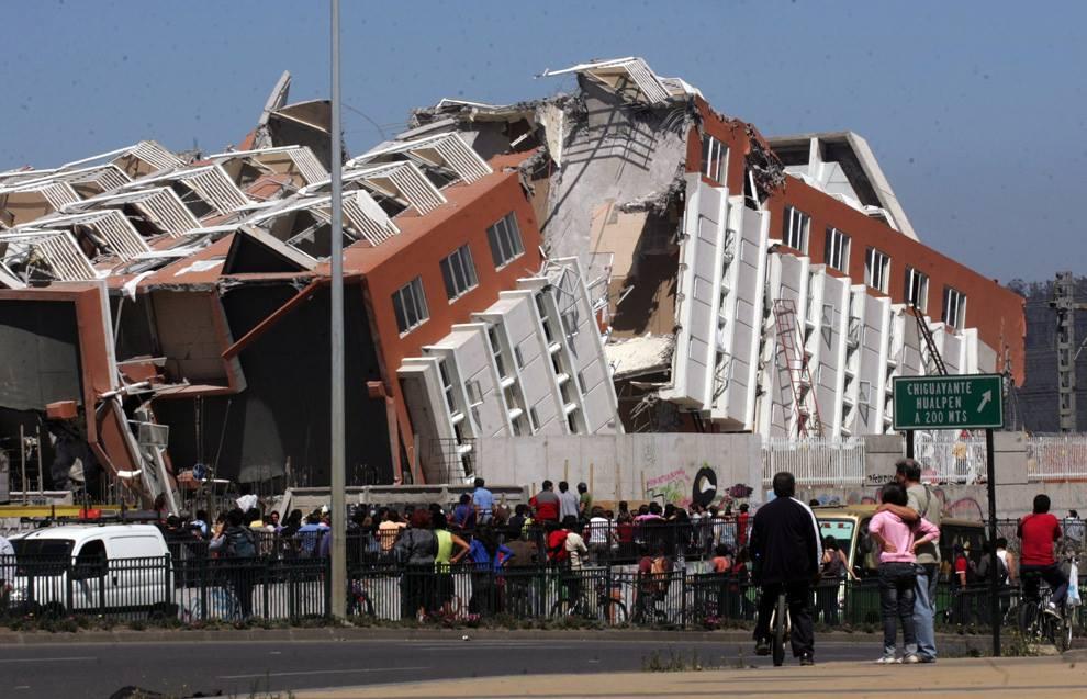Σεισμός 8,3 Ρίχτερ στη θαλάσσια περιοχή της Χιλής. Κίνδυνος για τσουνάμι. video