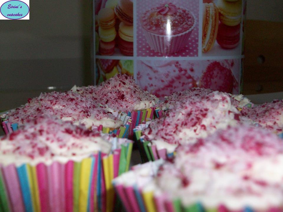 Εύκολα cupcake kiss με μόνο πέντε υλικά!
