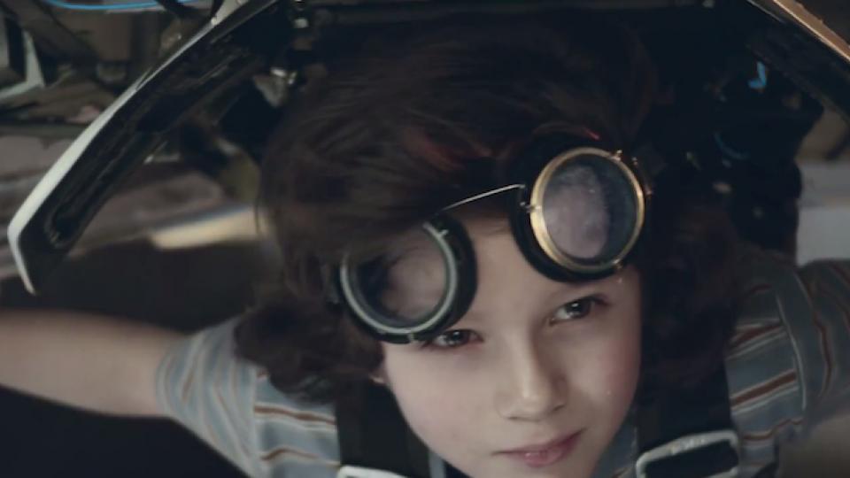 Διαφήμιση με πρωταγωνιστές παιδιά: Δεν μπόρεσα να μεγαλώσω γιατί πέθανα