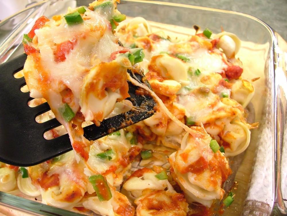 """Τορτελίνια με γεύση από """"δρακουλίνια"""": Συνταγή για πάρτυ"""