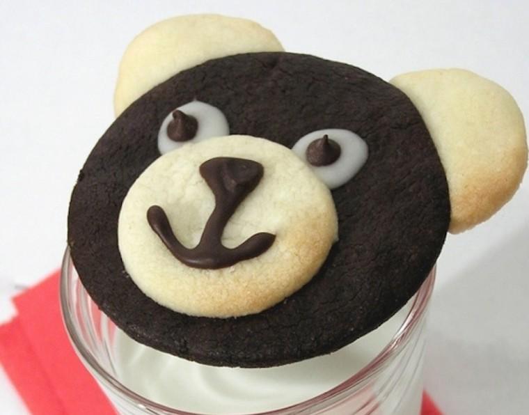 Μπισκότα αρκουδάκια.Ιδανική ιδέα για κέρασμα στο σχολείο