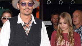 Johnny Depp: Η ανησυχία για το μέλλον της κόρης του