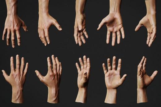 Εσείς ξέρετε ποιο είναι το λιγότερο χρήσιμο δάχτυλο του χεριού μας ;
