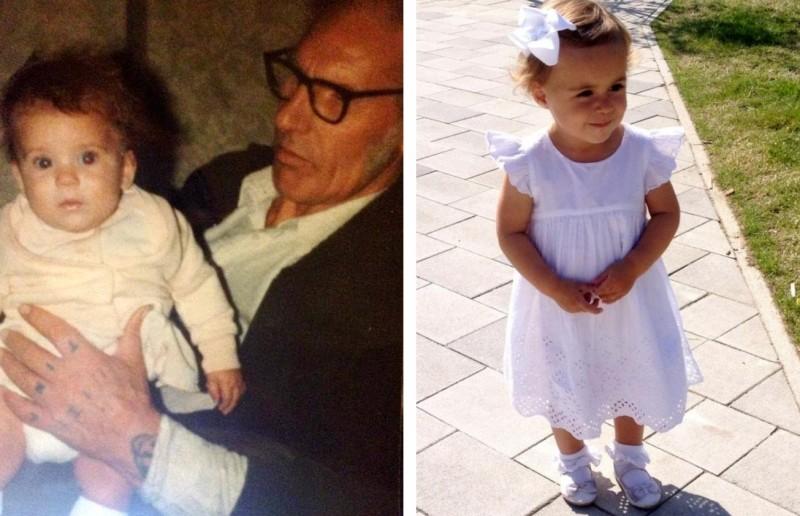 Έγκυος είδε σε 4D υπέρηχο… το νεκρό παππού της να φιλά την αγέννητη κόρη της!