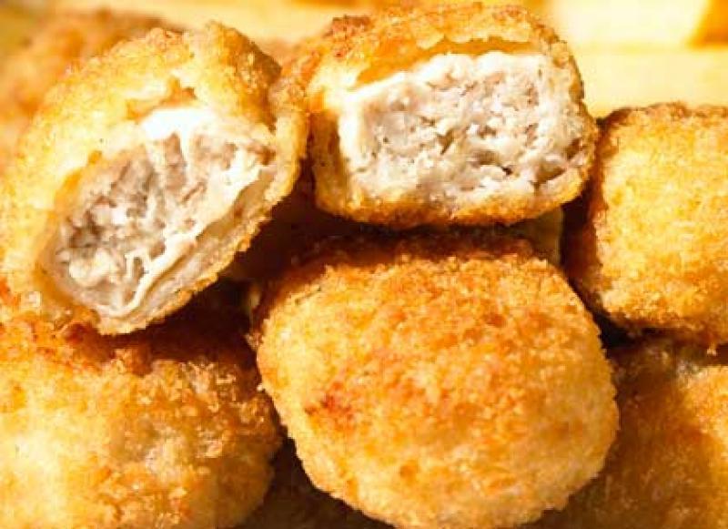 Νέα ανάκληση του Εφετ για πασίγνωστες κοτομπουκιες με σαλμονέλα