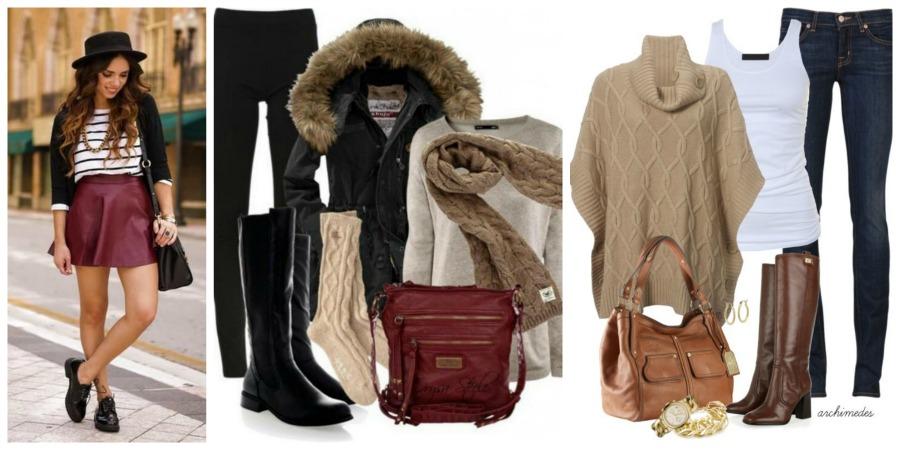 Δες τα πιο άνετα και κομψά outfit για το χειμώνα