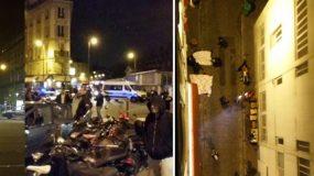 Πολλαπλό τρομοκρατικό χτύπημα με τουλάχιστον 40 νεκρούς στο Παρίσι