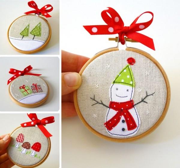 Χειροποίητα δώρα Χριστουγέννων για τις δασκάλες