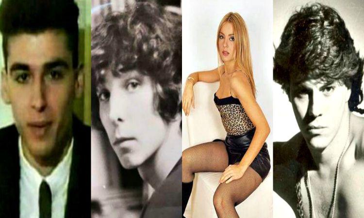 Πώς ήταν διάσημοι Έλληνες στα νιάτα τους! (photos)