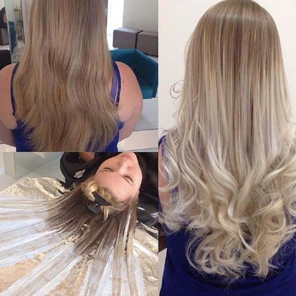 Fluid Hair Painting Η νέα τεχνική στα μαλλιά που τρελαίνει κόσμο! Δείτε τι είναι και πως γίνεται!!!ΒΙΝΤΕΟ