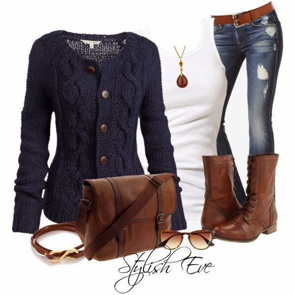 Chic-Blue-Outfit-Idea-for-Winter