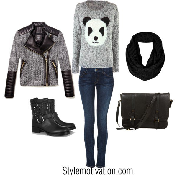 Comfortable-Outfit-Idea-for-Winter-2015