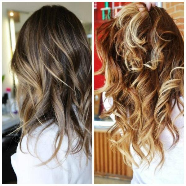 Fluid Hair Painting Η νέα τεχνική στα μαλλιά που τρελαίνει κόσμο! Δείτε τι είναι και πως γίνεται!!!2