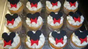Συνταγη για παιδικό πάρτυ: cupcake Mickey Mouse